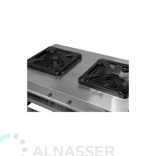 موقد-غاز-شعلتين-مصانع-الناصر-gas-stove-close-alnasser-factories