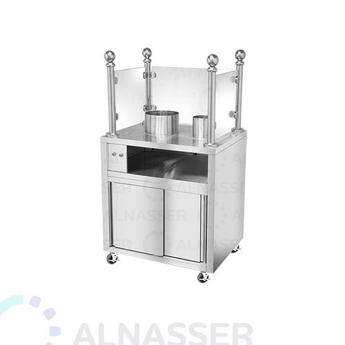 موقد-فول-حاجز-زجاج-مصانع-الناصر-foul-stove-alnasser-factories