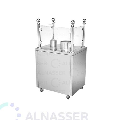 موقد-فول-حاجز-زجاج-مصانع-الناصر-foul-stove-back-alnasser-factories
