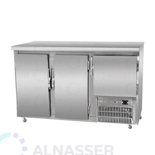 ثلاجة-بروست-بدون- كاونتر-3أبواب-خلف-مصانع-الناصر-broasted- refrigerator-alnasser-factories