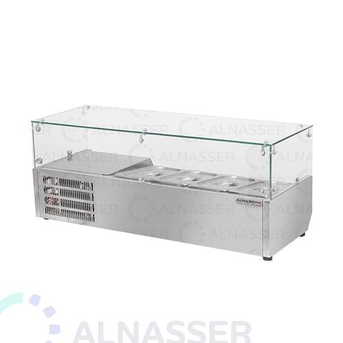 ثلاجة-تحضير-ساندوتش-أمام-مصانع-الناصر-sandwich-prep-refrigerator-alnasser-factories