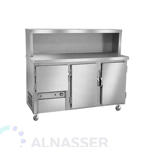 ثلاجة-تخزين-مع-كاونتر-مقفل-خلف-مصانع-الناصر-storge- refrigerator-with-counter-alnasser-factories