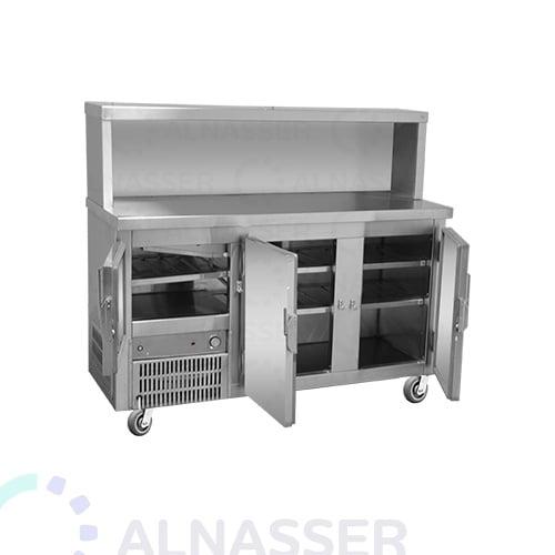 ثلاجة-تخزين-مع-كاونتر-مقفل-مصانع-الناصر-storge- refrigerator-with-counter-close-alnasser-factories