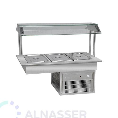 ثلاجة-سلطات-طاولة-أمام-مصانع-الناصر-salad-refrigerator-alnasser-factories