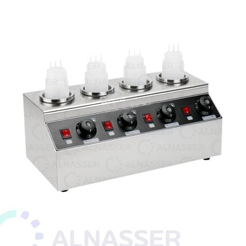 سخان-شوكلاتة-4علب-مستطيل-الصين-مصانع-الناصر-chocolate-heater-alnasser-factories